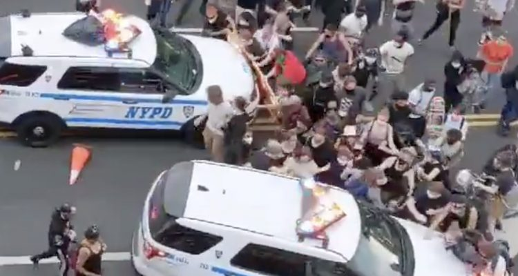NYPD Run Over