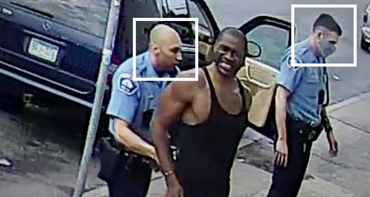 Newly Surfaced Video Footage Shows Cops Assaulting George Floyd Before Murdering Him