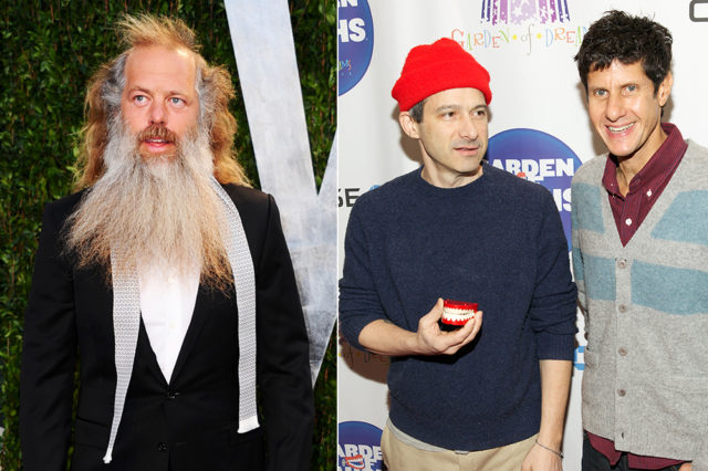 [WATCH] Rick Rubin Interviews Mike D And Ad Rock Of The Beastie Boys For 'Broken Record' Podcast