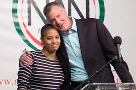 NYC Mayor Bill De Blasio's Daughter Arrested In Manhattan George Floyd Protest