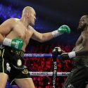 fury wilder boxing las vegas usa shutterstock editorial d