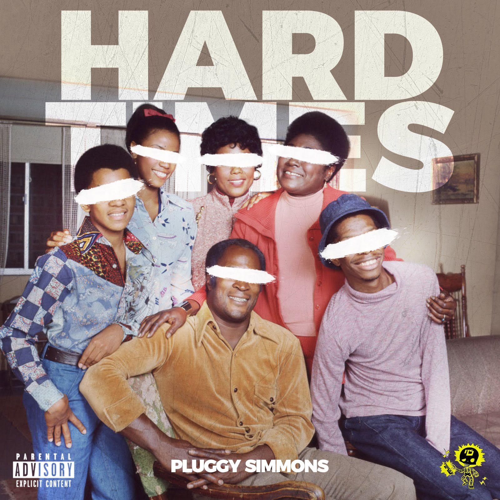 Pluggy Simmons Details 'Hard Times' in New Project