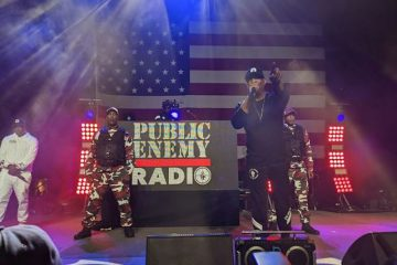 public enemy sanders los angeles usa shutterstock editorial c