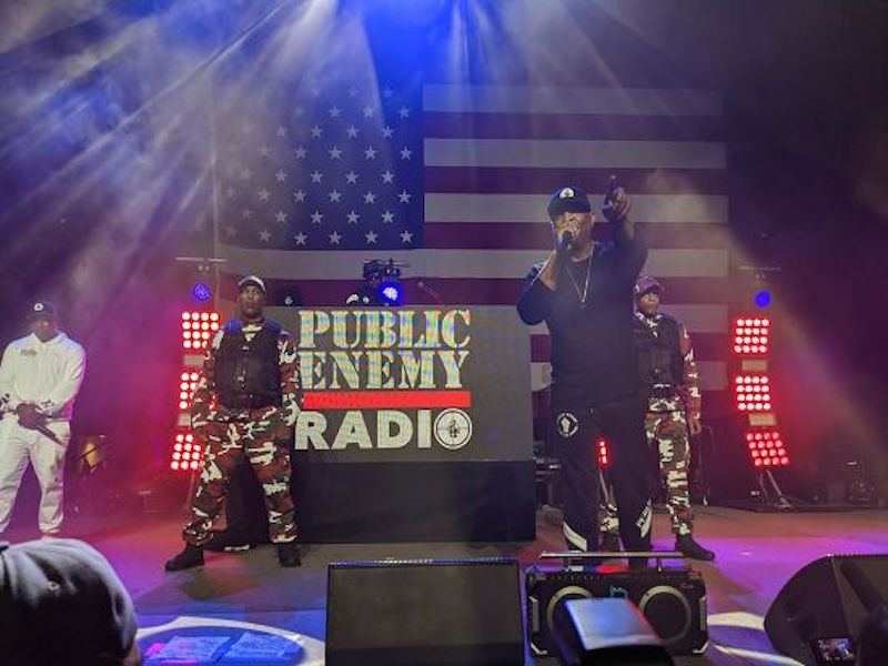 Public Enemy's New Album 'What You Gonna Do When The Grid Goes Down?' Out September 25