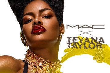 Teyana Taylor Announces Her Own Summer MAC Cosmetics Collection