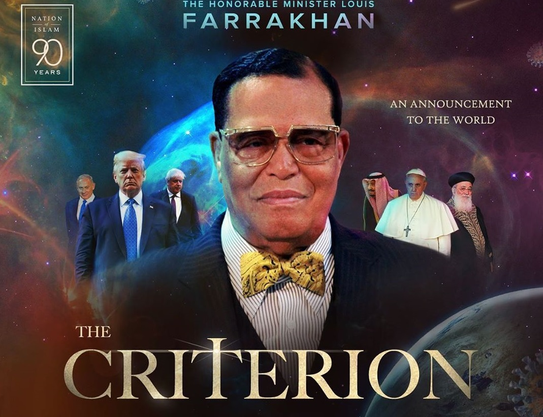 The Honorable Minister Louis Farrakhan Set to Deliver Worldwide Address on July 4