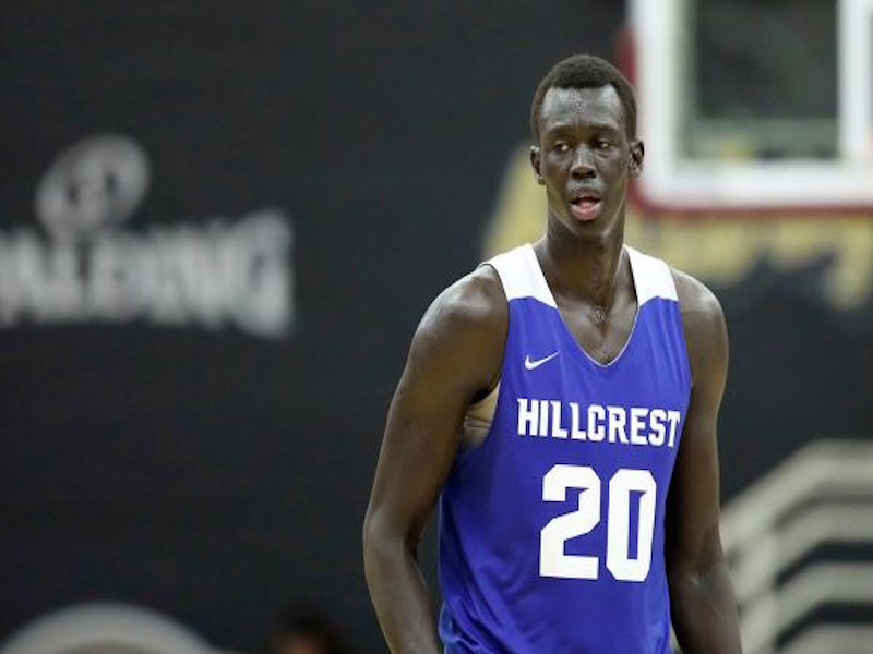 SOURCE SPORTS: Top College Basketball Recruit Makur Maker Commits to Howard over UCLA