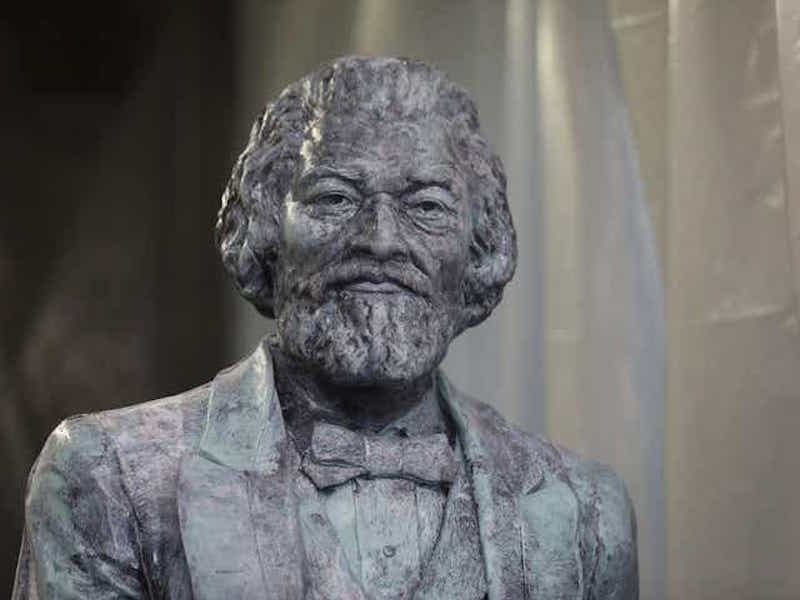 Frederick Douglass Statue Vandalized in Rochester, NY Park