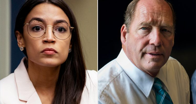 Alexandria Ocasio Cortez Calls Out GOP Rep. Ted Yoho After he Called Her a Fg Bh