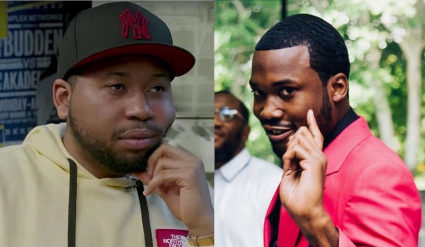 "Akademiks Admits Going to Police About Meek Mill Putting a ""Green Light"" On Him"