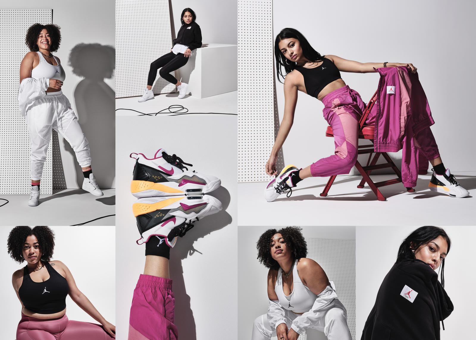 Jordan Brand Reveals Fall 20 Apparel for Women and Men