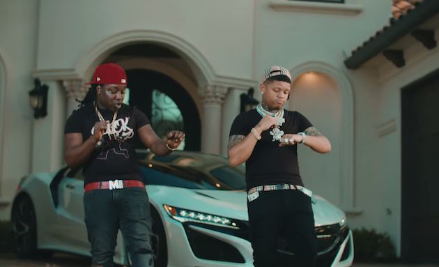 Cash Money's Fat Yunginn Links with Yella Beezy for 'Show My A**'