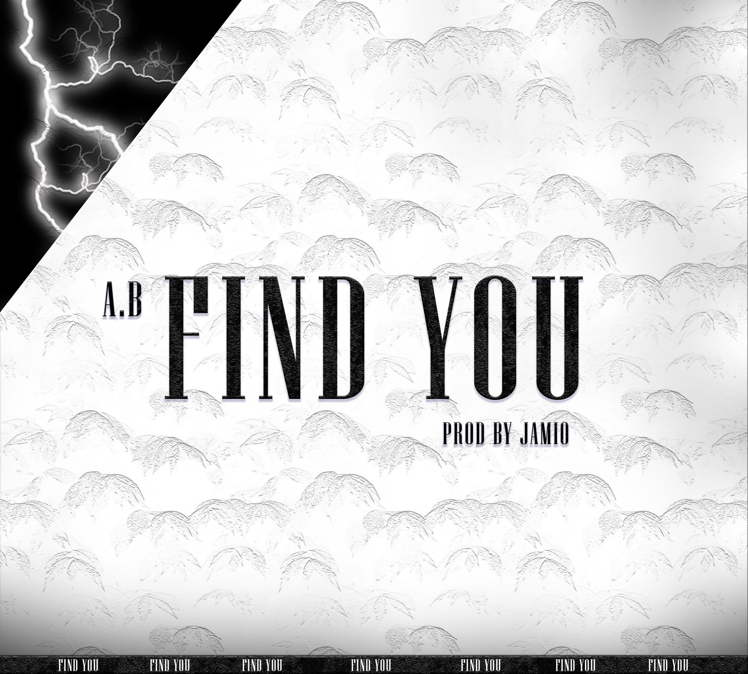 Antwon Bailey Releases New Single 'Find You'