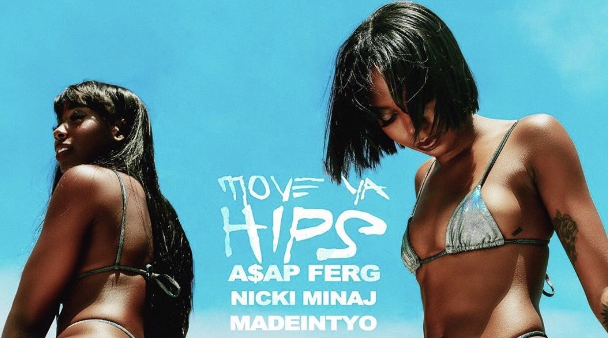 ASAP Ferg & Nicki Minaj to Drop 'Move Ya Hips' This Thursday