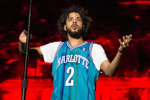 J. Cole is Reportedly Seriously Training for NBA Career