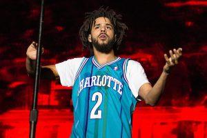 J. Cole back