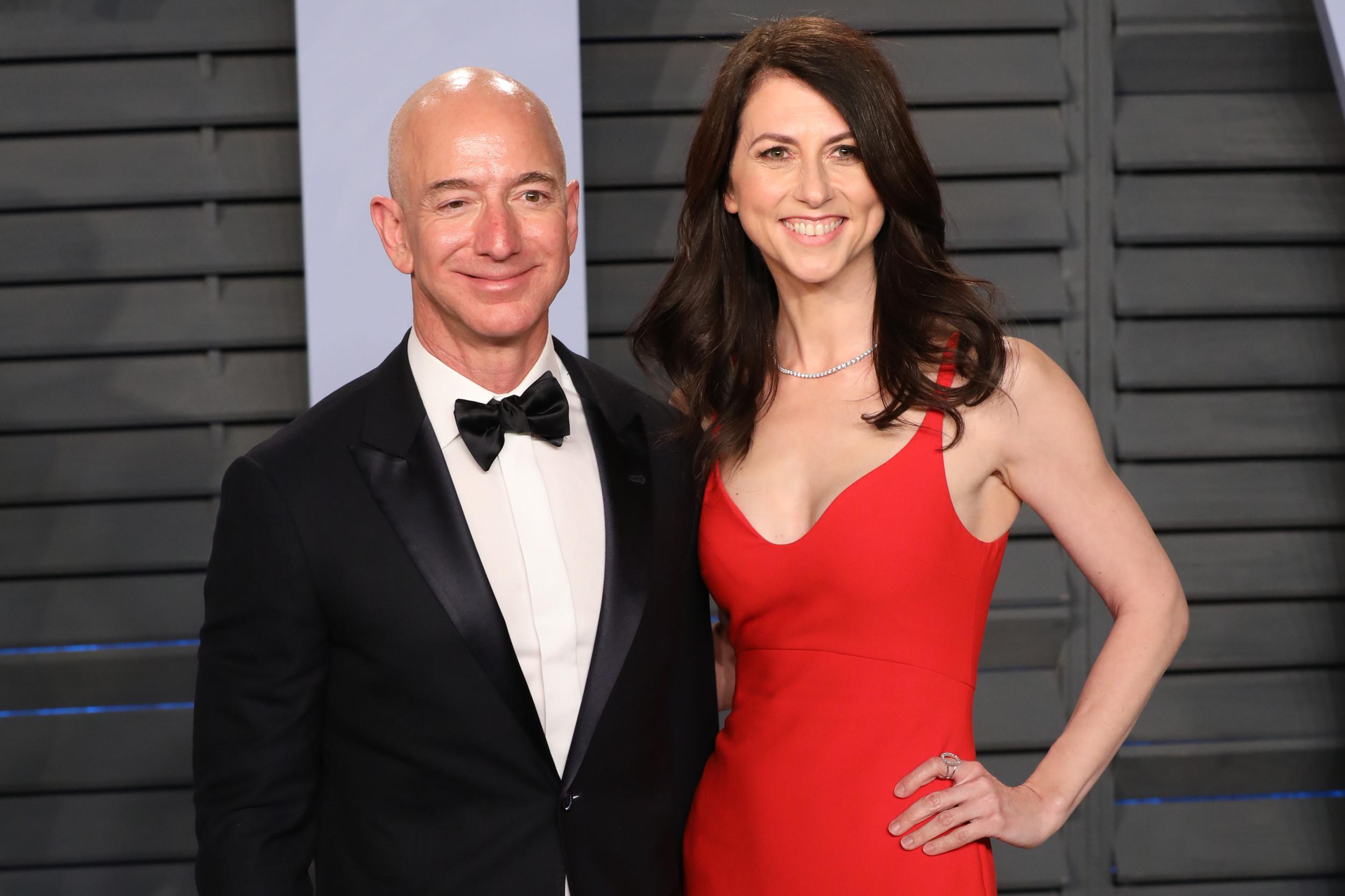 Jeff Bezos' Ex-Wife Donates Millions to HBCUs