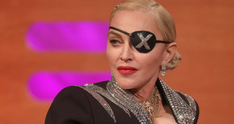 Madonnas Instagram Account Flagged For Spreading False COVID 19 Information
