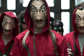 Netflixs Money Heist Renewed for Fifth and Final Season