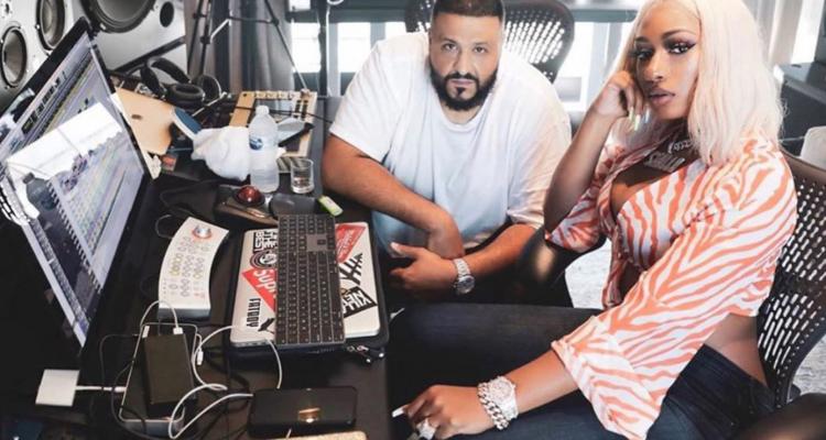 DJ Khaled Teases Megan Thee Stallion Collab