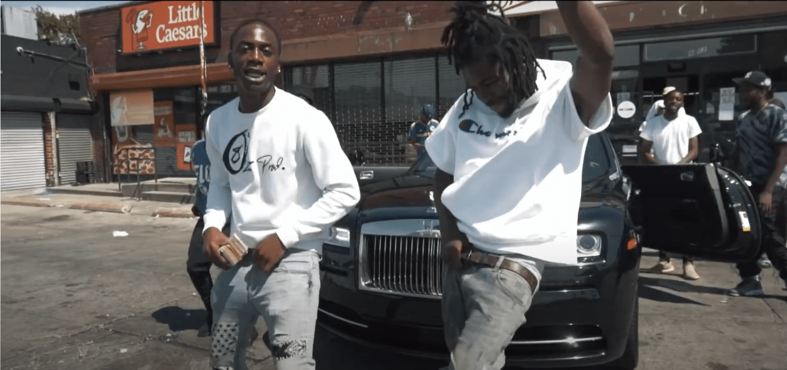 Spazz Floss Releases 'Big Body' Music Video