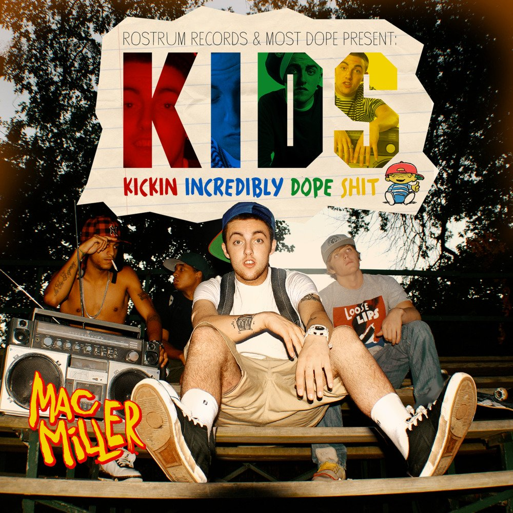 Rostrum Records Releasing Mac Miller Mixtape 'K.I.D.S.' on Vinyl