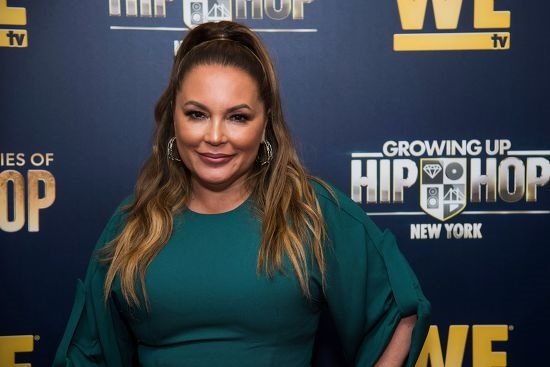 Angie Martinez 'Loved' Hearing Lil Cease's Reunion Story with Lil Kim on 'Untold Stories of Hip Hop' Quarantine Edition