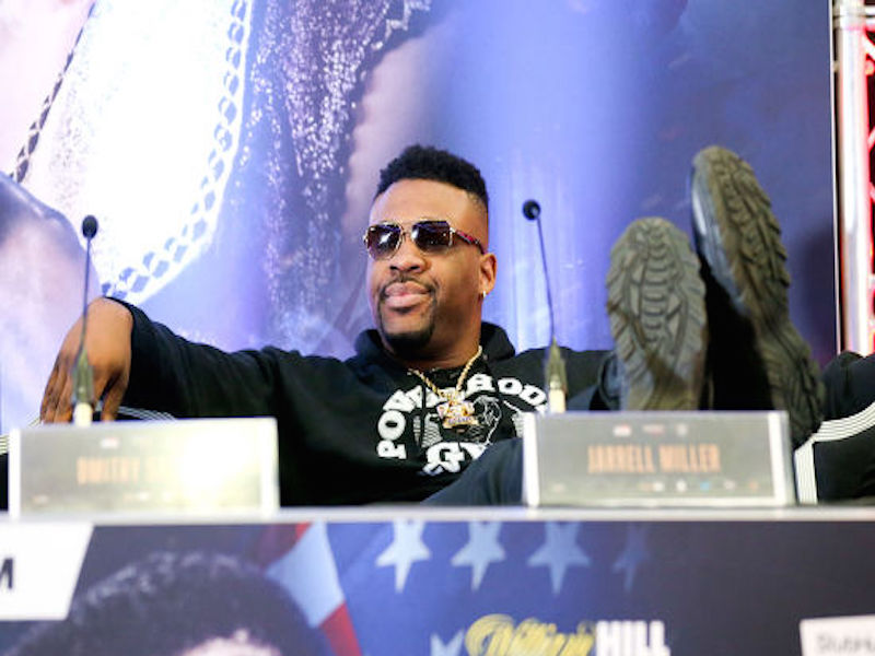 SOURCE SPORTS: Jarrell 'Big Baby' Miller Pops For PEDs Again Denies Steroid Use