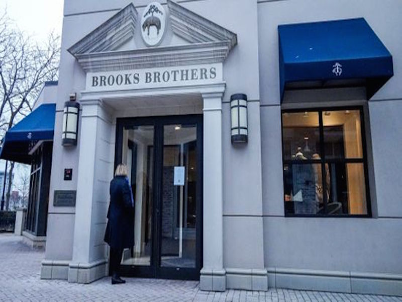 Brooks Brothers Files For Bankruptcy, Investigating Racist History