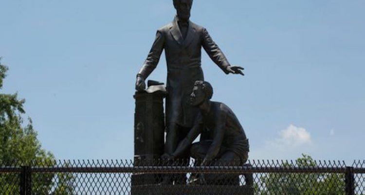 emancipation memorial washington district of columbia usa shutterstock editorial 10695022n