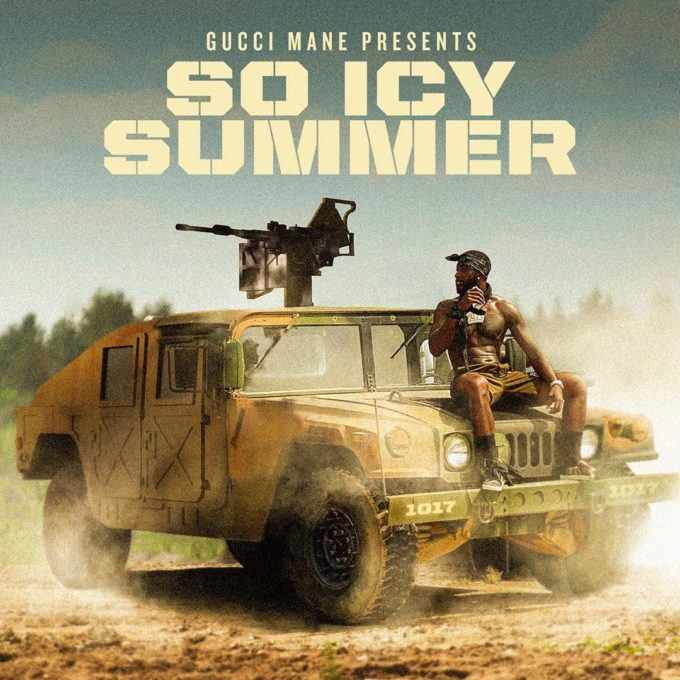 Gucci Mane and the So Icy Roster Drop 'So Icy Summer' Album