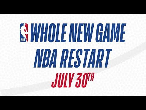 NBA Extends Community Testing Program As Part of Orlando Season Restart