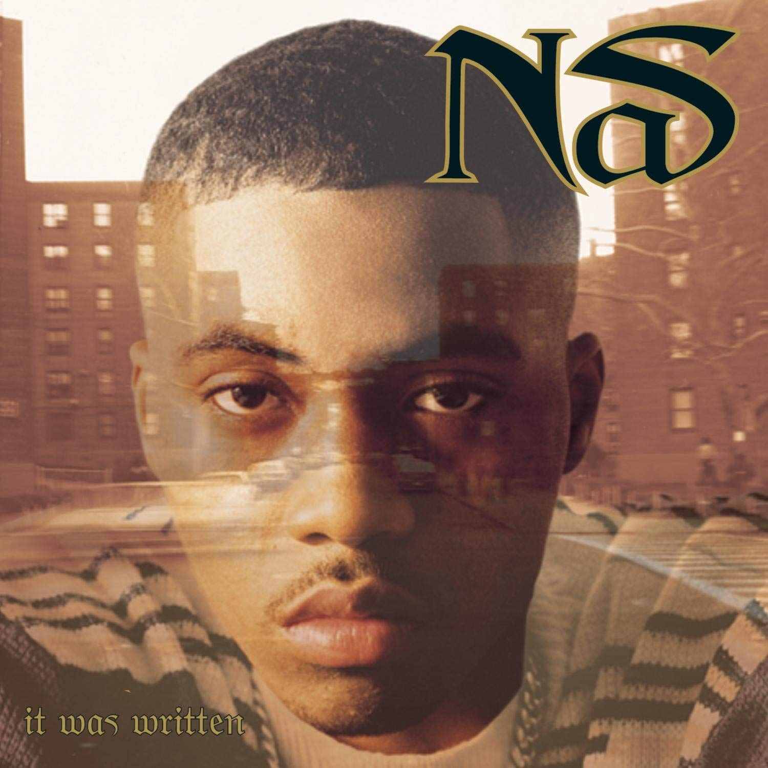Today in Hip-Hop History: Nas Drops His Sophomore Album 'It Was Written' 24 Years Ago
