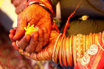 Mass marriage ceremony in Bhopal, India – 30 Jan 2020