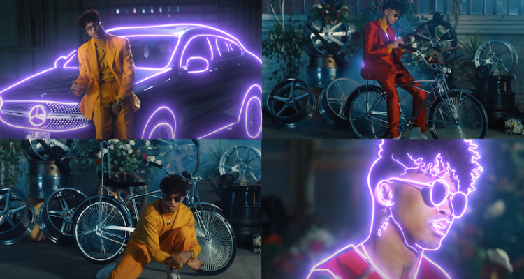 rounds music video banner