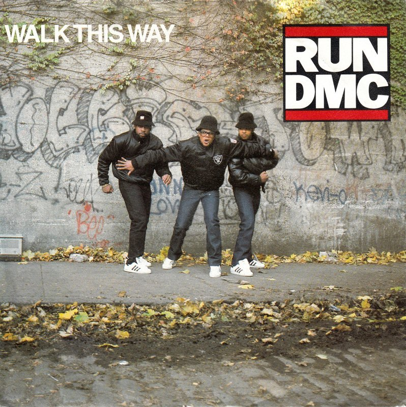 Today in Hip-Hop History: Run-DMC Drops 'Walk This Way' Featuring Aerosmith 34 Years Ago