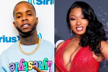 Criminal Charges Against Tory Lanez in Megan Thee Stallion Shooting Were Dropped