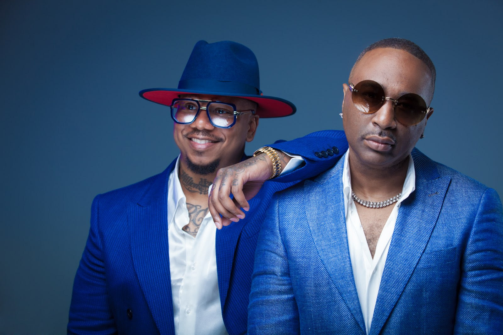 "Multi-Platinum R&B Icons 112 Set to Release ""Spend It All"" Single July 24, '112 Forever: Slim & Mike' EP to Drop in August"