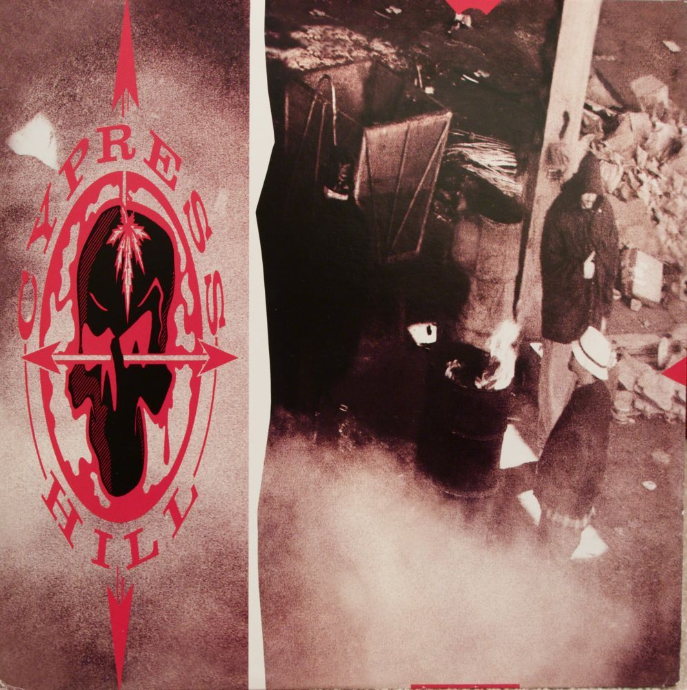 Today in Hip-Hop History: Cypress Hill Released Their Self-Titled Debut Album 29 Years Ago