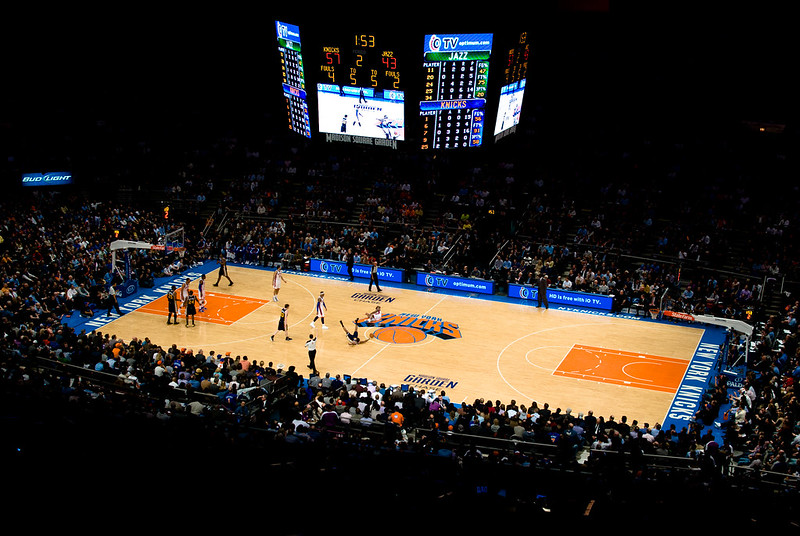 Upstart New York Knicks To Get Six Primetime Games During Second Half Of The NBA Season