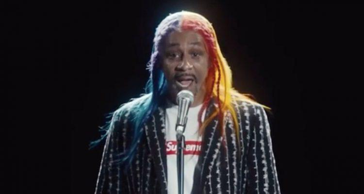 Supreme Drops Suprise Commerical With Katt Williams Speaking Against Trump & More