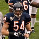Chicago Bears Move to Disavow Brian Urlacher After Comments Supporting Kenosha Shooting