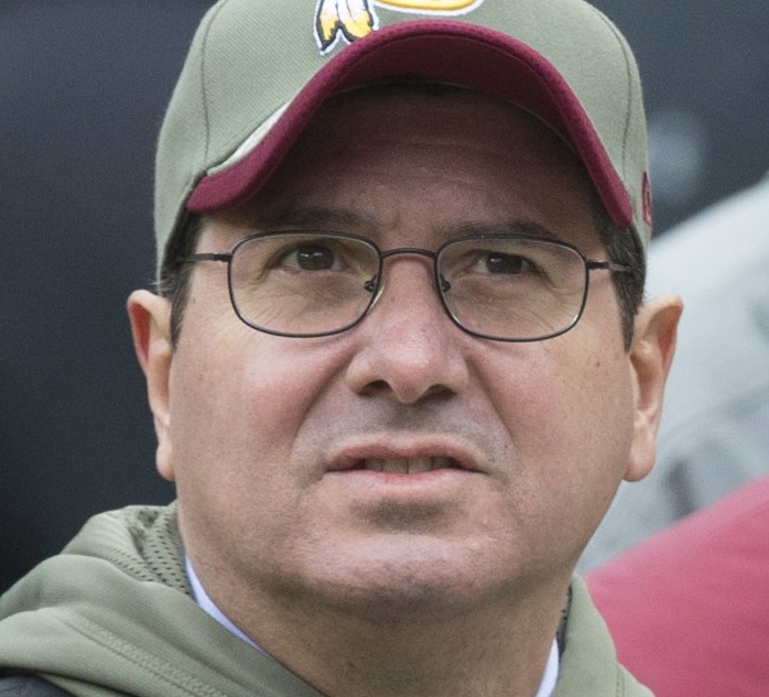 Washington Football Team Owner Daniel Snyder Issues lawsuit to Identify Culprit Behind Smear Campaign