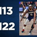 New Orleans Pelicans Eliminated From NBA Playoff Contention