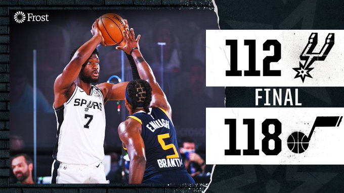 San Antonio Spurs 22 Consecutive Playoff Appearance Comes to an End