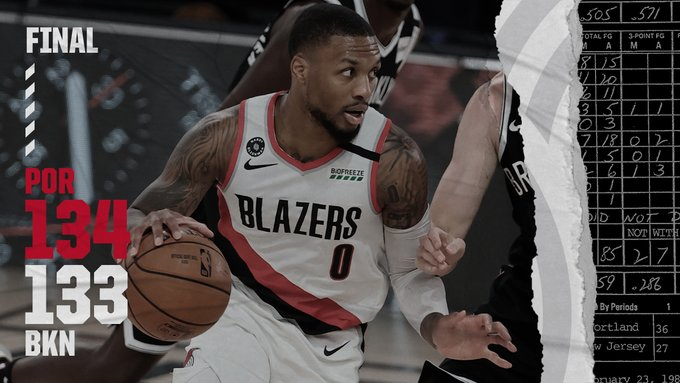 Portland Trailblazers Win Nail Biter to Clinch Play-in Game vs. Memphis Grizzlies