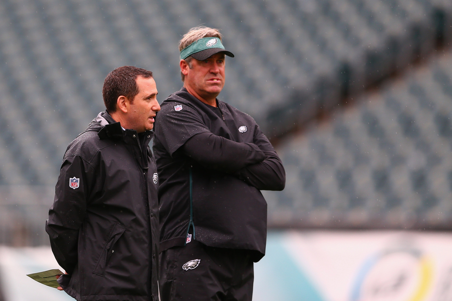 SOURCE SPORTS: Philadelphia Eagles Head Coach Doug Pederson Tests Positive for COVID-19