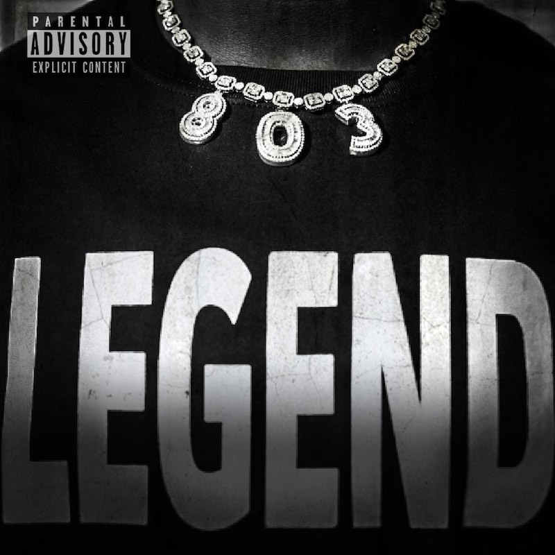 Blacc Zacc Digs Into His Life on New Single '803 Legend'