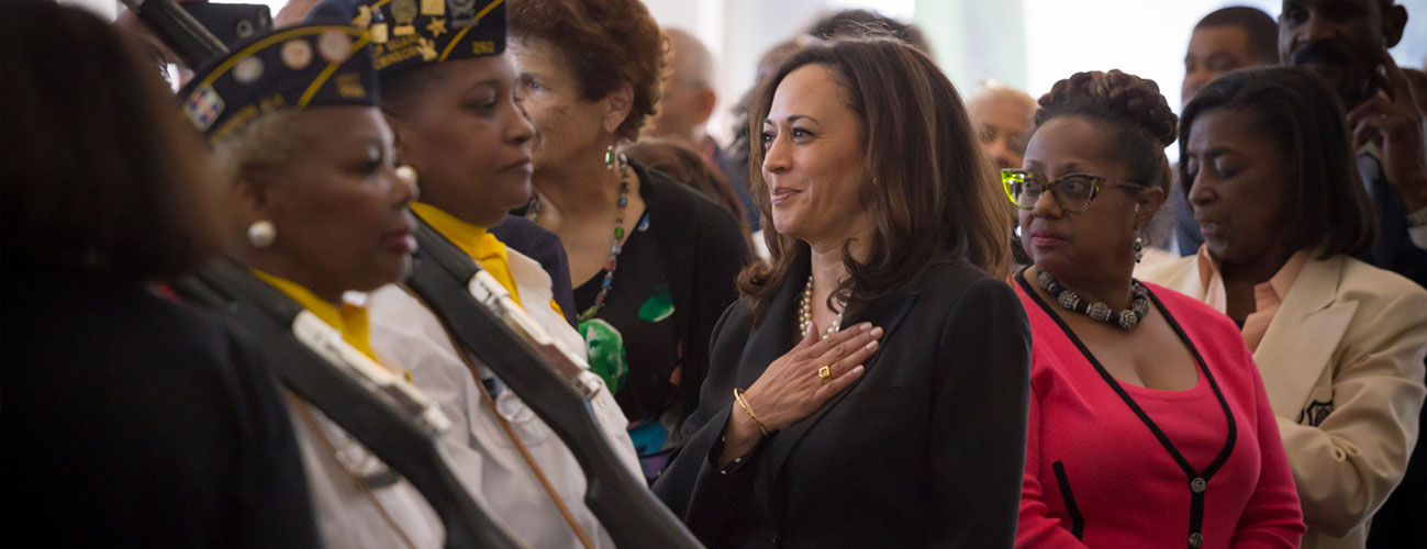 [WATCH] Who is Kamala Harris?