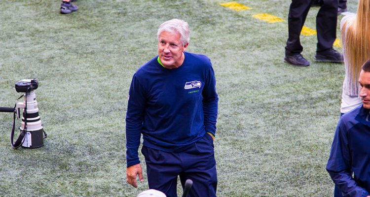 Pete Carroll Cancels Seahawks Practice So Players Can Register to Vote